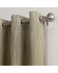 Texture Orc Colonial Beige Dimout Curtains